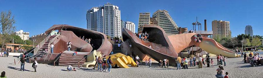 El Parque Gulliver