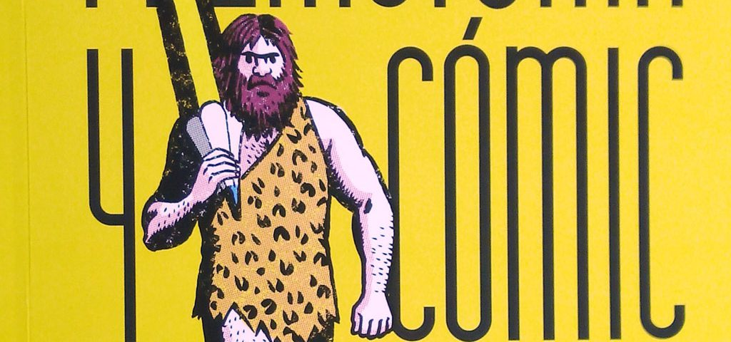 Prehistoria y cómic