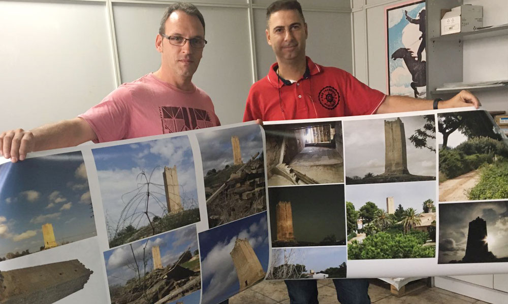 Exposición fotográfica sobre Torre de Espioca