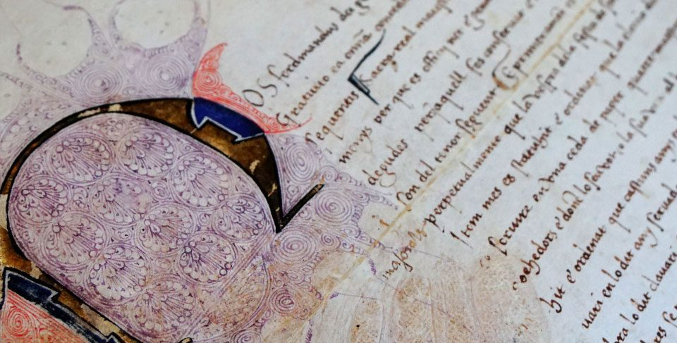 Privilegio de Fernando II de Aragón de 1479