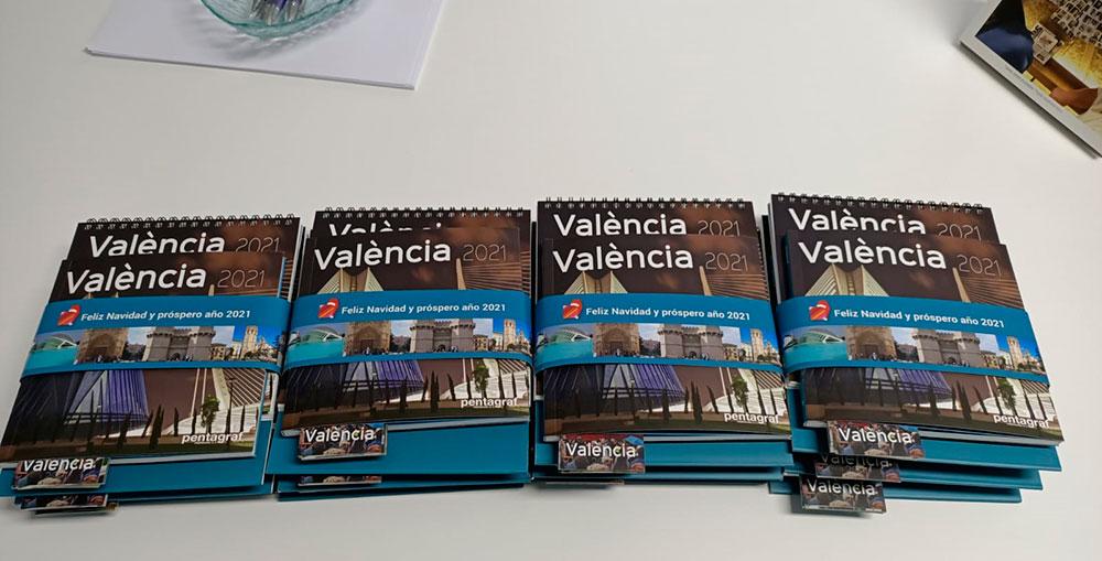 Calendario de valencia
